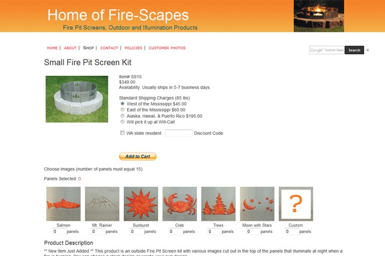 Fire-Scapes